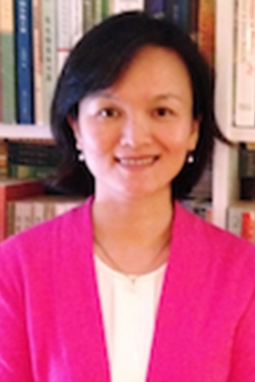 Hang Zhang headshot